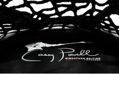 Casey Powell Signature Edition Lacrosse Goal