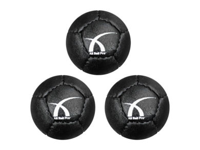 Swax Lax® Soft Weighted Lacrosse Training Balls (3-pack)