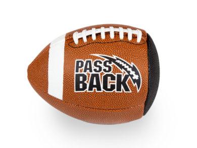 Junior Composite Passback Training Football (Ages 9-13)
