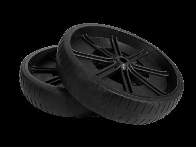 All Ball Pro® – Santoprene Wheels (Set of 4 Wheels and Bolts)